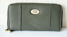 Storm London Large Women`s Used Purse Wallet Green Excellent Condition Stylish