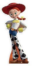 JESSIE Toy Story cowgirl Disney Pixar LIFESIZE CARDBOARD CUTOUT STANDEE STANDUP