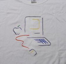 Picasso Apple Macintosh 128 Logo T-Shirt - XL