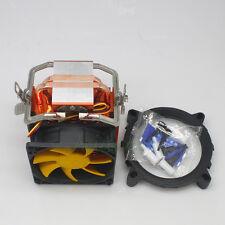 CPU Heatsink Fan Radiator Copper Heat pipes Cooler For 775 1155 754 939 AM2 AM3