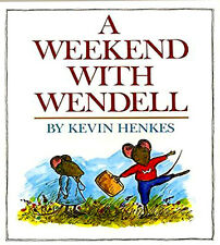 A WEEKEND WITH WENDELL Kevin Henkes BRAND NEW BOOK Case Fresh EBAY BEST PRICE!