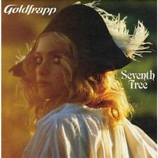 Seventh Tree 5099951830229 by Goldfrapp CD With DVD
