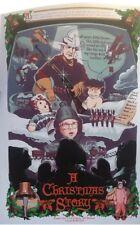 Barret Chapman A Christmas Story Print x/110 Durieux Budich Hanuka Fairey Welker