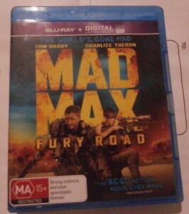 Mad Max - Fury Road (Blu-Ray)