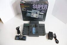 PC Engine Super Grafx Console Boxed PCE PI-TG4 PI-PD6 JP Import US Seller READ