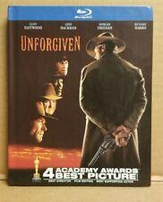 Unforgiven Blu-Ray Digi Book Featuring Clint Eastwood & More