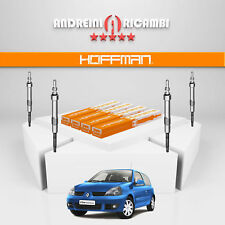 KIT 4 CANDELETTE RENAULT CLIO II 1.5 DCI 48KW 65CV 2004 -> GN018