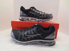 NIKE AIR MAX 2009 BLACK GREY 486978 001 Running sneaker shoe men size 9.5