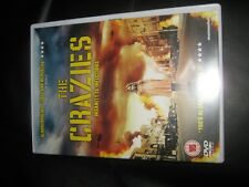 The Crazies Horror DVD Region 2 PAL