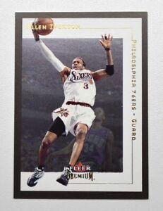2001-02 Fleer Premium #94 Allen Iverson