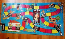 1959 Remco Shmo Floor Dice Game Vintage Floor Mat only