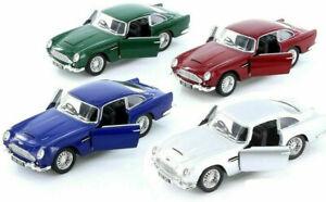 ASTON MARTIN 14 CM Pull Back & Go Model Diecast Toy Car Miniature James Bond