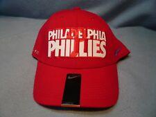 9fc7c056af1 Philadelphia Phillies Nike MLB Verbiage Flex Cap Hat Unisex Baseball Swoosh  L xl