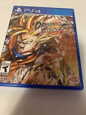 """PS4 """"Dragon Ball Fighterz""""  Video Game"""
