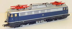 "Liliput H0 110 281 E-Lok BR E 10 432 der DB ""AC für Märklin"" OVP JU3512"
