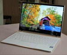 "RARE WHITE HP Spectre 13.3"" 256GB SSD, Intel Core i5-8250u 8th, 8GB Laptop Touch"