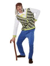 Old Man Costume, Green
