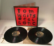 TOM WAITS real gone DOUBLE Lp Record x2 Vinyl , with les claypool of PRIMUS