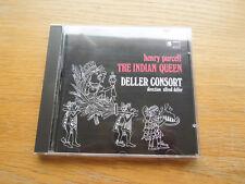 PURCELL - Deller - The Indian Queen, semi-opéra Hamoni mundi HMC 90243