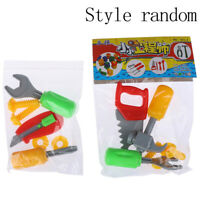 1Set Pretend Play Repair Tools Educational Toy For Boys Simulation Repair WA