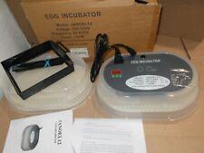 Janoel12 - Egg Incubator & Turner New Free Shipping