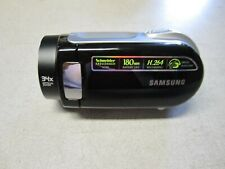 Samsung Digital Camcorder SC-MX20E/QVC w/ Schmeider Lens 34x Optical Zoom