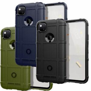 Schützende Beständig Cover Case Rugged Shield für Google Pixel 4a 4 A