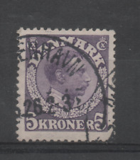 Y280 Denemarken 109 gestempeld