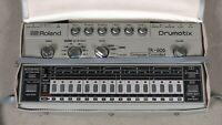 Roland TR-606 Drumatix vintage analog drum machine + softbag + manual + adaptor