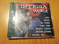 INTRIGA DANCE MAX MIX CD VERSION ORIGINAL EDIVOX 1997 NEW NUEVO PRECINTADO