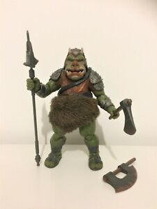 Star Wars The Black Series GAMORREAN GUARD 100% Complete Good Condition