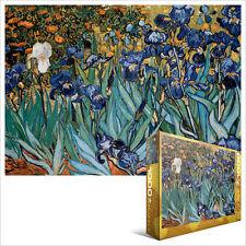 JIGSAW PUZZLE EG60004364 Eurographics Puzzle 1000 Pc  Irises / Vincent Van Gogh