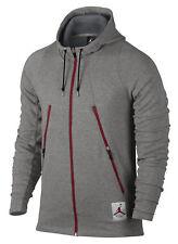 858012fb931ecf ... Jumpman Quilted Sweatshirt Hoodie Size LT Large Tall Side Vents.  79.95  New. Nike Air Jordan 4 Retro Full Zip Basketball Hoodie