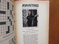 Jan. 26-1963 TV Guide(BETTE DAVIS/SANDRA WARNER/ROUTE 66/ABBY DALTON/TERRY MOORE