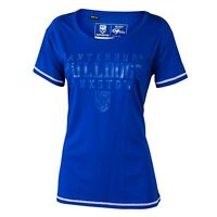 NRL Canterbury Bulldogs Supporter T-Shirt - LADIES  Sizes 8 - 20  **SALE PRICE**