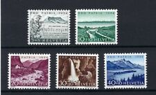 Mint Hinged 5 Number European Stamps