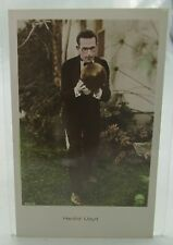 HAROLD LLOYD SILENT FILM COMEDY ACTOR VINTAGE REAL PHOTOGRAPH POSTCARD c.1920s*
