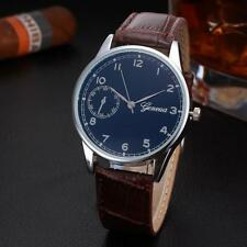 Fashion Men's Watch Stainless Steel Analog Quartz Sports Boys Wrist Watch