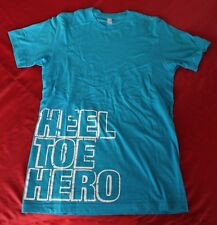 Enthusiast Apparel HEEL TOE HERO shirt Downshift car auto Small t-shirt NWOT
