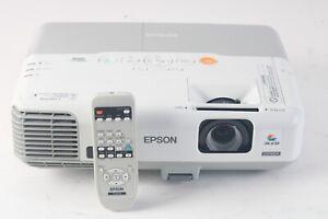 Epson H565A Powerlite 935W LCD Classe Projecteur avec Télécommande - 1582 Heures