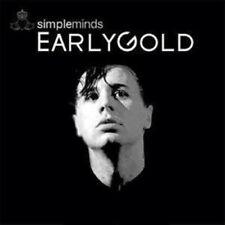 SIMPLE MINDS - EARLY GOLD CD ROCK 15 TRACKS NEU