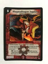 Duel Masters DM08 4/55 Magmadragon Jagalzor Epic Dragons of Hyperchaos WOTC