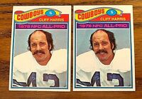 1977 Topps #490 Cliff Harris - Cowboys  (2)