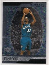 1999-00 Black Diamond Richard Hamilton Rookie RC #97