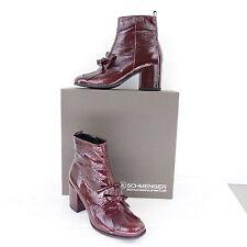 KENNEL & SCHMENGER K&S Stiefelette Schuhe 4,5 37,5 echt Lack Leder NP 220 NEU