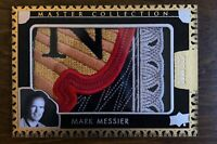 2016 MARK MESSIER UD All-Time Great Master Collection Logo Patch 5/125 #LC-25 SP