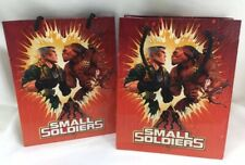 2pc Small Soldiers Party Supplies GIFT BAGS Commando Elite Dreamworks 1998