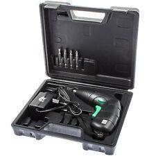 Mini Pistolen Schrauber 3.6 V Akkuschrauber Li-Ion kleiner Akku Bohrschrauber
