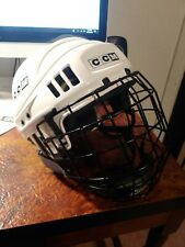 Ccm 652L helmet and a 480l cage/ used once and put away / excellent condition