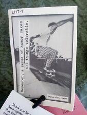 Limpies skateboarding rare pants  vintage one size original 1990 new ones